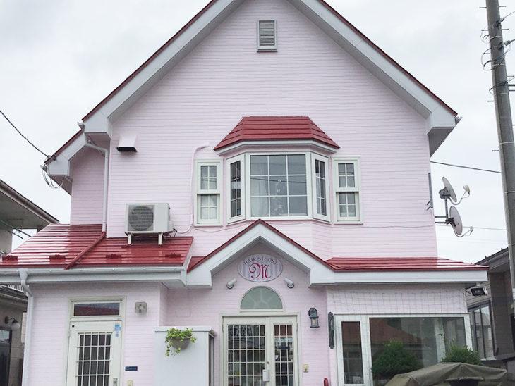 八戸市南類家 M様邸 外壁・屋根塗装