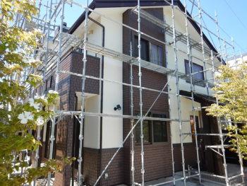 八戸市 M様邸 外壁塗装