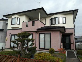 八戸市A様邸 屋根・外壁塗装工事