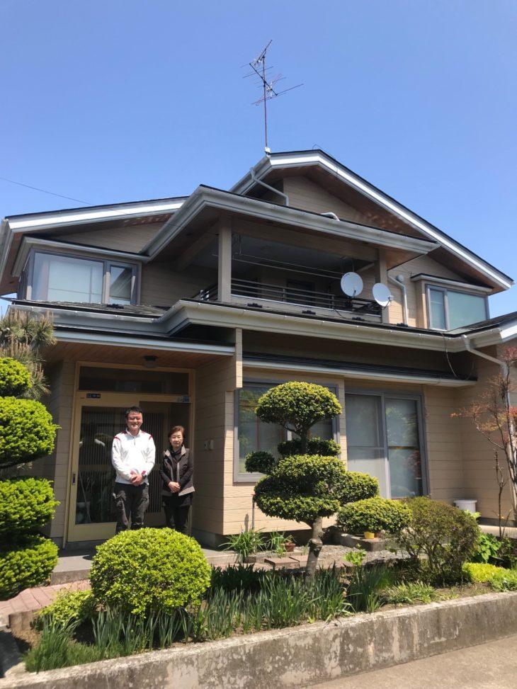 八戸市 O様邸 屋根・外壁塗装工事