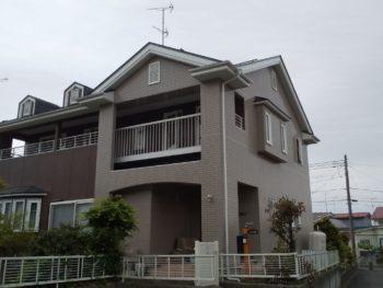 八戸市・O様邸 屋根・外壁塗装工事