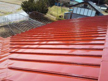 上北郡 N様邸 屋根塗装工事